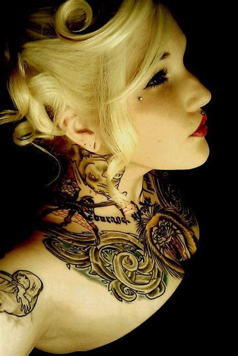 tattoo under chest hair 40 cool piercing ideas for girls