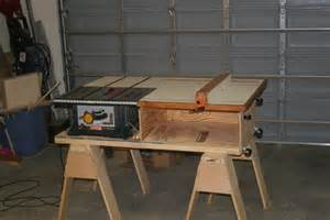 table saw station a la nyw by ersatztom lumberjocks com woodworking community