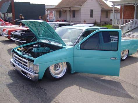 slammed nissan truck slammed nissan hardbody for sale photos technical