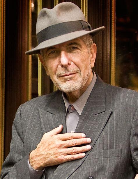 Cohen Is No by Ectac Litt 233 Rature Leonard Cohen Remporte Le Prix