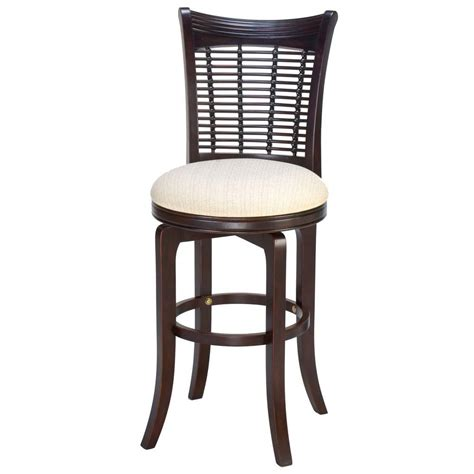Colored Stools by Hillsdale Furniture Bayberry 30 In Swivel Bar Stool With