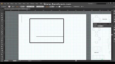 how to floor plan floor plan illustrator 1