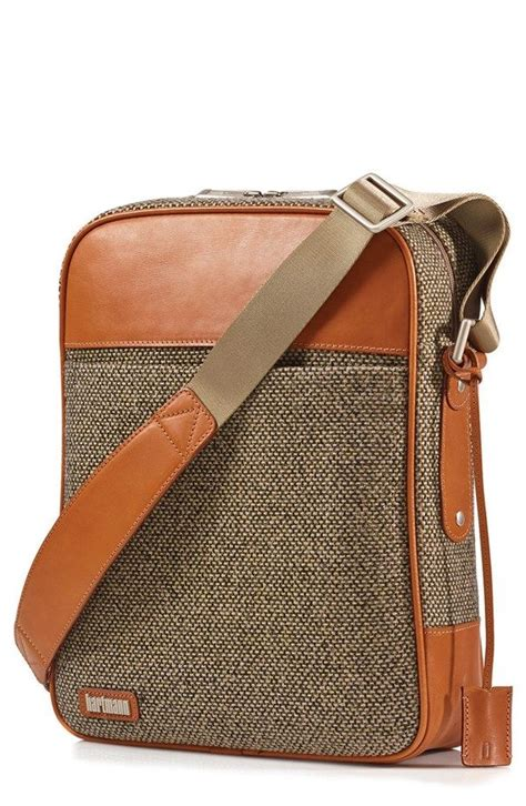 Tweed Crossbody Bag tweed belting crossbody bag hartman style mode of