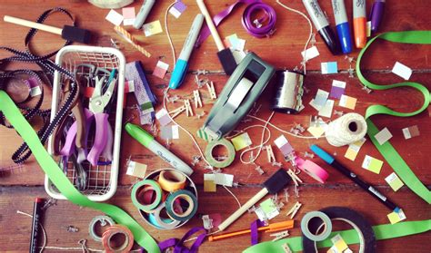 craft on 14 craft supplies every crafter needs to