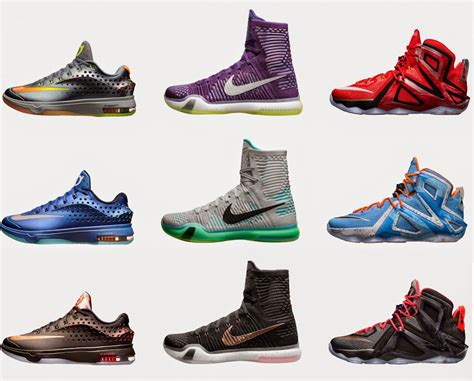 nike basketball shoes technology nike intoduces elite versions of lebron 12 kd 7 10