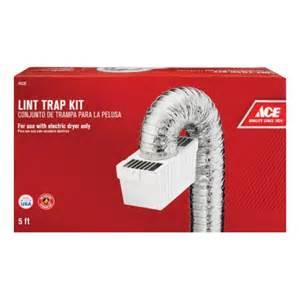Clothes Dryer Lint Trap Kit Ace 174 Dryer Lint Trap Kit Dryer Heat Savers Lint Trap
