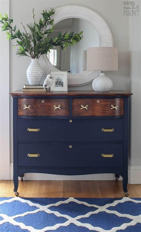 antique walnut gel stained dresser coastal blue and antique walnut dresser general finishes design center