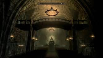 skyrim castle volkihar mod castle volkihar refurbished at skyrim nexus mods and