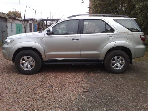 2011 Toyota For Sale 2011 Toyota Fortuner For Sale 2 7 Gasoline Automatic