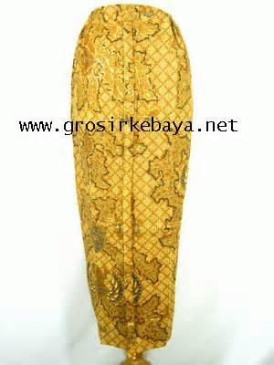 Murah Q Oblong Pendek Motif L Berkualitas kebayamurah 6115 rok wiru jarit prodo