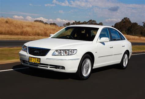 hyundai grandeur 2006 2006 hyundai grandeur photos informations articles