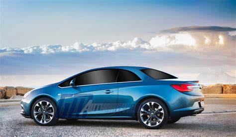 opel cascada hardtop opel vauxhall buick cascada coupe rendered gm authority