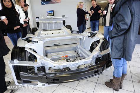 Tesla Model S Cooling System Tesla Automobile 2014