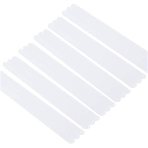bathtub slip prevention 18pcs anti slip non slip strips stickers for bath shower
