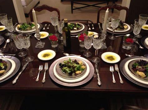 table dinner table dinner table setting imgkid com the image
