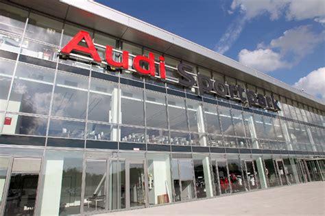 Ingolstadt Audi Sportpark by Stadiontouren 2011 Im Audi Sportpark 25 03 2011 Sport