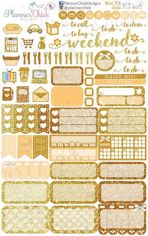 printable gold stickers 5626 best images about printables on pinterest life