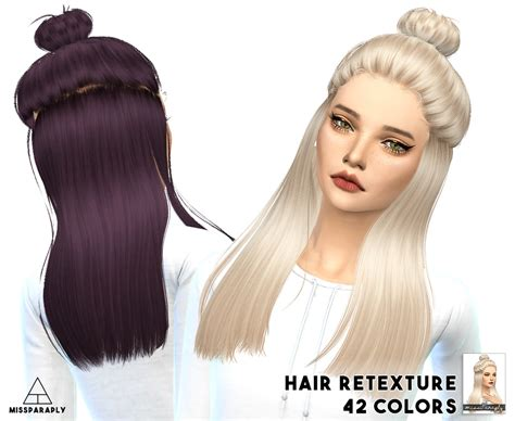 sims 4 cc hair my sims 4 blog sintiklia eliza and still into you hair