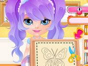 barbie tattoo maker games baby barbie tattoo designer play the girl game online