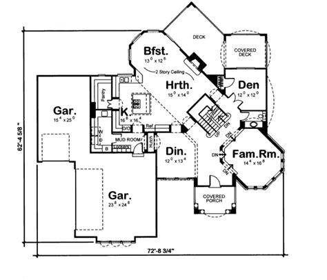 455 square feet mediterranean style house plan 4 beds 4 baths 3524 sq ft