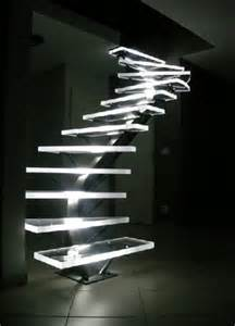 plexiglas beleuchten plexiglass illuminated stairway creations using perspex