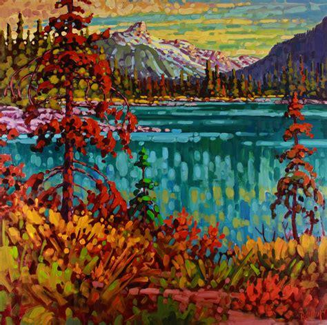 Landscape Artists In Canada Canadian Landscape Painters