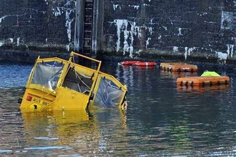 duck tour boat sinks liverpool liverpool s yellow duckmarine tourism business goes into