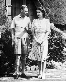 Wedding Quotes Unknown Queen Shares Memory Of Father George Vi In The Servant Queen And The King She Serves Book