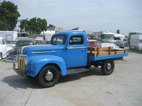 1946 Ford Truck by Grape Hauler 1946 Ford Gondola Truck