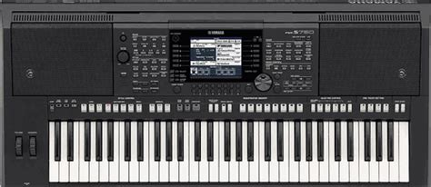 Keyboard Terbaru by Keyboard Yamaha Psr S750