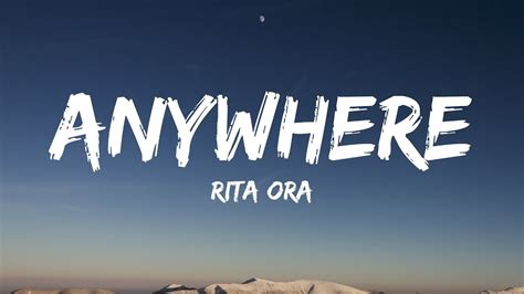 download mp3 from anywhere download rita ora anywhere official video mp3 planetlagu