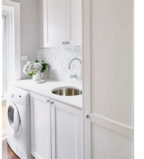 Laundry In Bathroom by 25 Best Ideas About Laundry Bathroom Combo On