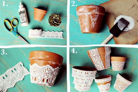 How To Deco Diy Pot D 233 Co Jardin Diy 35 Id 233 Es Pour Int 233 Grer Les Pots En Terre