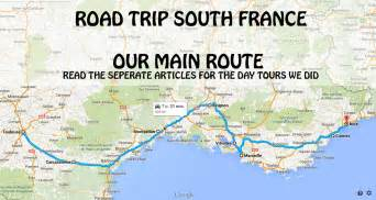 Map Of The South Of France by France Planning A Quot Free Quot South France Road Trip And The
