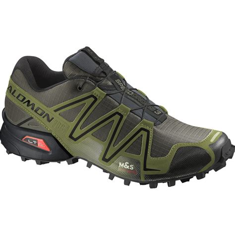salomon speedcross  gtx trail running shoe mens