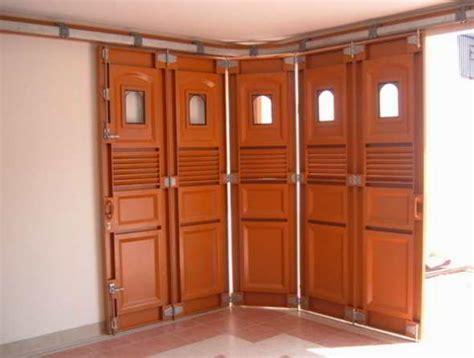 Pintu Sliding 50 model harga pintu garasi minimalis terbaru lipat