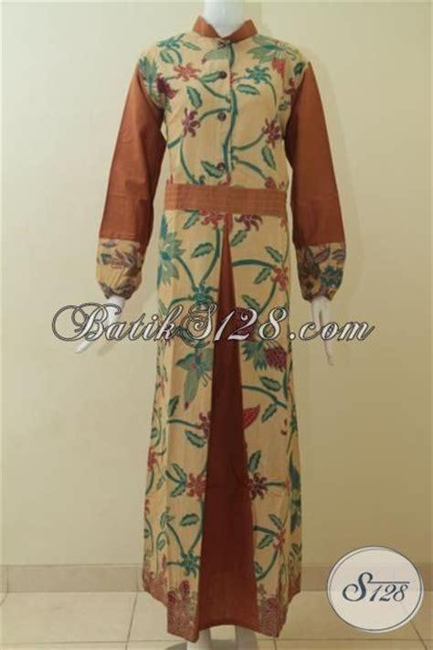 Baju Muslim Baju Gamis G 144 jual gamis batik buatan proses print lasem