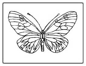 coloring page butterfly butterfly coloring pages who think
