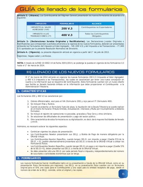 formulario 200 version resumida para descargar you tube llenado donde formulario 200 y 400 guia para el