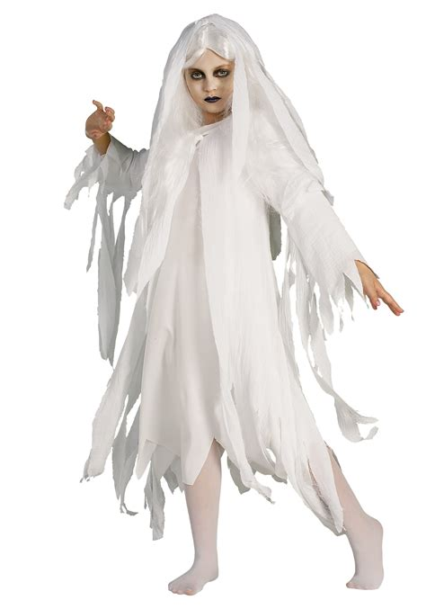 Ghost Costume child ghostly spirit costume