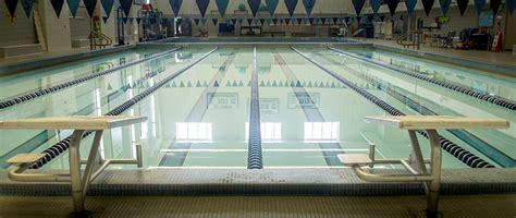 jhu room reservation aquatics ralph s o connor recreation center