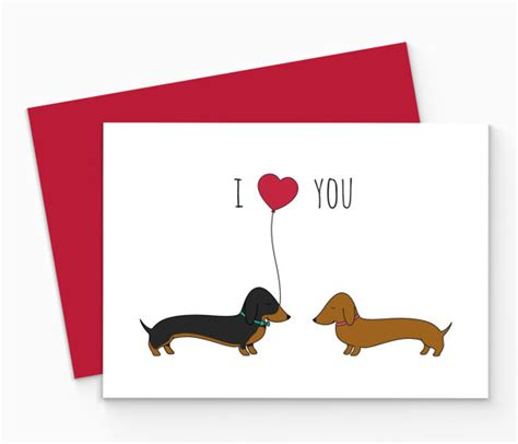 art of dachshund single coloring page happy birthday by printable dachshund valentines card digital sausage dog love