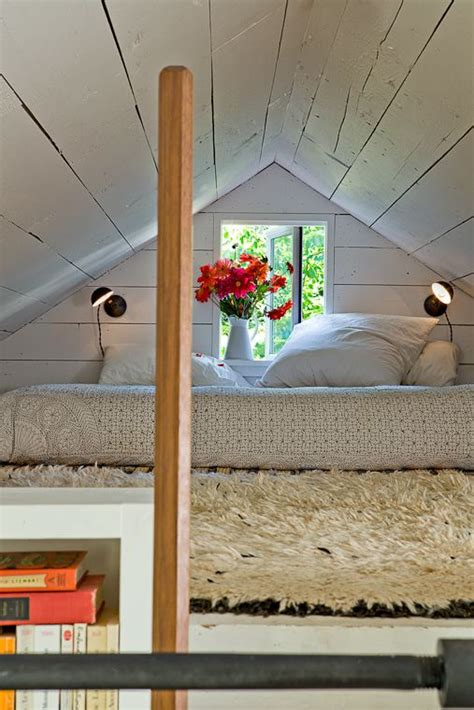 Flowers In The Attics - a tiny house for a humble family