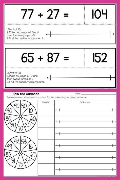 printable addition games year 2 addition games for year 2 two digit addition task cards