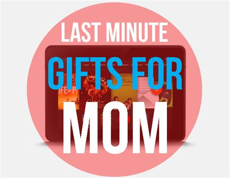 good gifts for mom last minute christmas gifts for mom babble