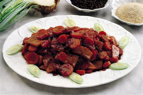 carote e sedano ricetta sedano e carote stufati al vino rosso la cucina