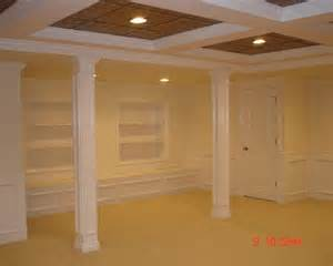 Ceiling Tiles For Low Ceilings Traditional Basement Low Ceiling Basements Design