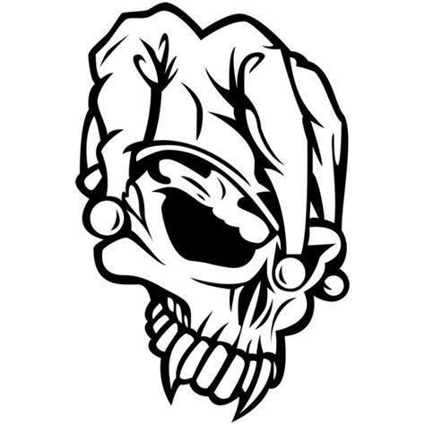 imagenes joker para dibujar sticker aufkleber