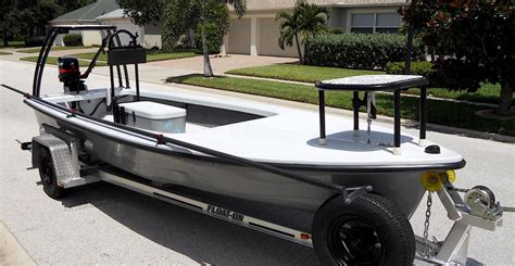 skiff grab bar console skinnyskiff reviews and discussions for shallow water
