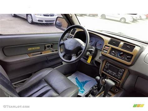 nissan xterra interior 2000 nissan xterra se v6 4x4 interior color photos